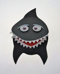 Du suchst eine besondere Einladungskarte für deinen besonderen Tag? Dann bist du bei uns genau richtig.   Einladungskarte HAI  Ideal für deine Hai- oder Unterwasserparty.  Die Augen des Hais...