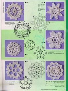 Crochet Doilies - Photo album                                                                                                                                                                                 More