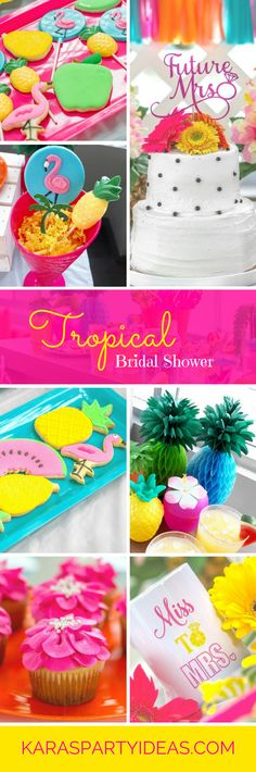 Tropical Pineapple a