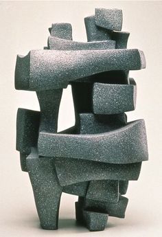 Abstract Sculpture by Lena Arice Lucas Plaster Sculpture, Art Sculpture, Stone Sculpture, Abstract Sculpture, Ceramic Sculptures, Antoine Bourdelle, Sculpture Projects, Contemporary Sculpture, Stone Carving