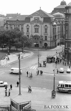 Bratislava, Old Photos, Street View, Retro, Nostalgia, Times, History, Old Pictures, Vintage Photos