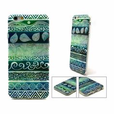 Hot-Rubber-Painting-Patterned-TPU-Silicone-Gel-Case-Cover-for-iphone-4-5-6-6Plus