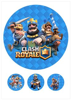 Ver producto: Modelo nº 876: Clash Royale para tarta Bolo Clash Royale, 9th Birthday, Birthday Parties, Birthday Cakes, Royal Cakes, Royal Party, Paw Patrol Birthday, Fiesta Party, Clash Of Clans