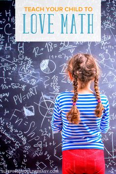 Does your child believe he's just not good at math? We're not born good or bad…