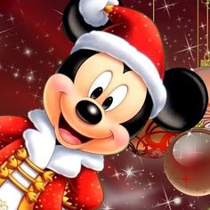 Christmas - Disney - Mickey Mouse                                                                                                                                                                                 More