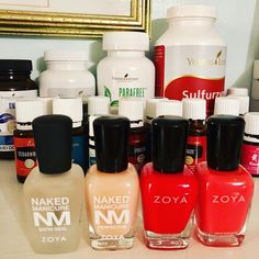 You know Im a #chemicalfree zone girl and here is my latest find. Healthy nail polish. At least as healthy as possible :) Finally!!