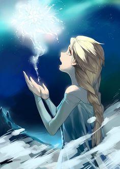 Elsa ~`Frozen