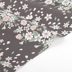 186 Flowers Fall : From You 1100mm Cotton 20C Fabric – Dailylike Australia