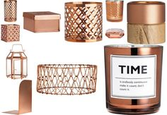 Copper is the new black
