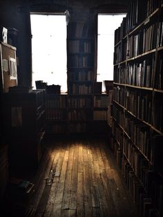 the-foxes-burrow: John K. King Used & Rare Books,  Detroit, MI This photo was taken by me but edited by the talented oregon-dreaming back when we had visited this magical place.