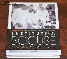 Con motivo del 25 aniversario de la creación del Instituto Paul Bocuse, Larousse Editorial ha presentado una gran obra para llevar la escuela de cocina a todos los hogares y restaurantes, el libro se llama 'Institut Paul Bocuse. La escuela de la excelencia culinaria' y se considera 'un libro monumental para disfrutar de la cocina'.