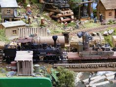 Logging Railroad   Twin Falls Logging & Mining Railroad (On30)   Flickr - Photo Sharing!