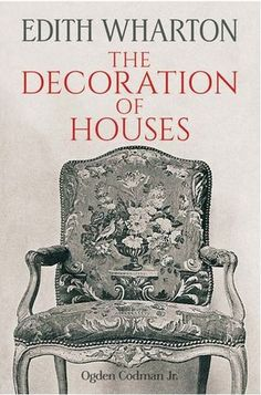 The Decoration of Houses by Edith Wharton and Ogden Codman Jr. 20 Go-To books for your Interior Design Business. Must read book recommendations for students and beginners. Interior Design Books, Interior Design Business, Interior Decorating, American Interior, Buch Design, Book People, Historical Architecture, Houses, Decoration