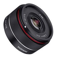 Samyang Introduce 35mm f2.8 full-frame AF Lens for Sony E Mount