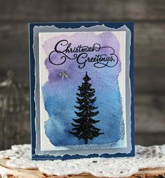 Christmas Greetings by Laurie Schmidlin