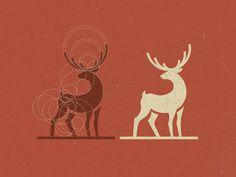 Deer Logo Design by Unipen (Macedonia)