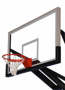 The FullCourt FCH664–XL is truly top of the line! This unit provides all the performance of our largest hoops with a slightly downsized 42″x60″ backboard. The 6″ post has a 48″ offset, 60″ tempered glass backboard and our ClearView backboard mounting design just like the pros play on!