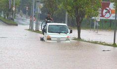 Seguro de carro cobre danos de enchentes