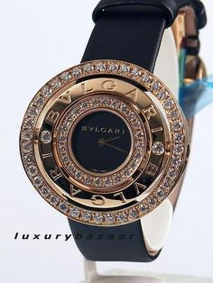 Bvlgari need I say more? Overnight Shipping, Rolex Watches, Fashion Watches, Luxury, Accessories, Jewelry