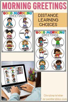 Morning Meeting First Grade, Morning Meeting Kindergarten, Kindergarten Rules, Morning Meeting Activities, Classroom Routines, Classroom Rules, Kindergarten Classroom, Google Classroom, Morning Meeting Greetings