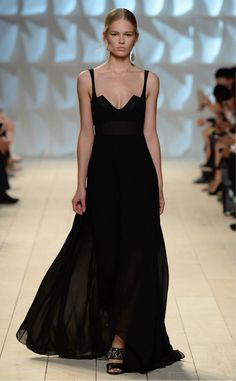 Look 56. Discover the looks from the Spring Summer 2015 Fashion Show. www.ninaricci.com #ninaricci #ss15 #pfw