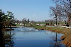 Kentucky Horse Park Landscape