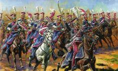 Polish Lancers of the Guard