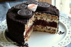 cookies 'n' cream -cake