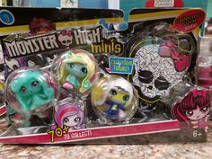 Monster High: Monster Minis Multipack