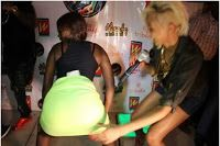 This happened at Tribeka in CBD Nairobi ladies and their madness (PHOTOs)