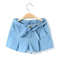 Check out the site: www.nadmart.com   http://www.nadmart.com/products/denim-shorts-for-girls-jeans-kids-girl-hot-pant-cotton-blue-wide-leg-culotte-children-pantskirt-full-elastic-waist-sport-shorts/   Price: $US $7.89 & FREE Shipping Worldwide!   #onlineshopping #nadmartonline #shopnow #shoponline #buynow