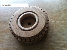 Wooden toys wheel making #5: Rims part 1 - by Dutchy @ LumberJocks.com ~ woodworking community