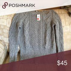 Brand new Gap sweater Brand new with tags GAP Sweaters Crew & Scoop Necks