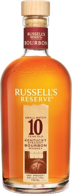 Russell's Reserve 10 Year Old Kentucky Straight Bourbon Whiskey | @Caskers