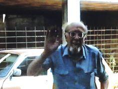 Un hola o quizás un adiós del padre de la ufología española Antonio Ribera...