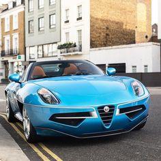 Alfa Romeo Disco Volante Roadster