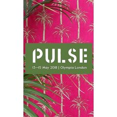 Less than a month to go and were very excited and slightly nervous to be at @pulselondonshow this year for the first time. We will be showing our homeware and lifestyle products in the living section at stand M48. We hope to see you there