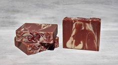 Black Currant Vanilla Handmade Soap Bar with Shea & Cocoa