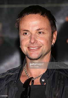 Paul H. Landers of Rammstein promotes the album 'Liebe Ist Fur Alle Da' at Salon Vive Cuervo on December 7, 2010 in Mexico City, Mexico.