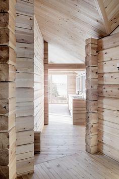 Cabin at Femunden by Aslak Haanshuus Arkitekter | iGNANT.de