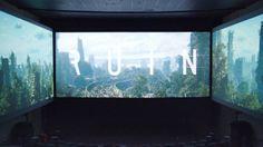 Barco Unveils 'Wraparound' Screen System