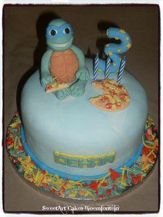 Ninja Turtles, Cupcake Toppers, Fondant, Icing, Cake Decorating, Cupcakes, Facebook, Desserts, Food