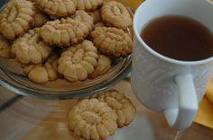 Brown Sugar Spritz Cookies | Tasty Kitchen: A Happy Recipe Community!