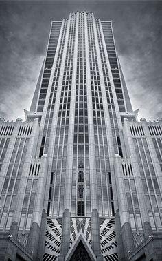 Hearst Tower Fantasy, Charlotte, NC
