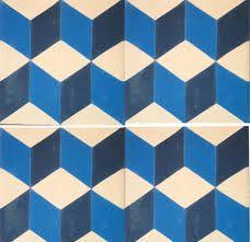 geometric tiles blue grey - Sök på Google