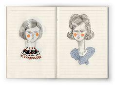 Sketchbook, via Flickr.