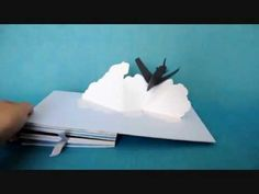 Wedding Pop-Up Invitation - This little pop up book tells the story of how the couple came to have an awesome party at a club for their wedding. #PaperCraft #PopUp. Check this link for details - http://littlegreenbox.wordpress.com/2011/12/09/sharon-tals-pop-up-wedding-invitation/