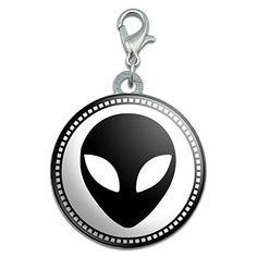 alien Stainless Steel Pet Dog ID Tag ** Visit the image link more details. (Note:Amazon affiliate link) #DogIDTags
