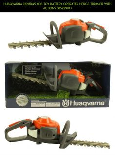Husqvarna 122HD45 Kids Toy Battery Operated Hedge Trimmer with Actions 585729103 #outdoor #trimmers #plans #drone #fpv #racing #technology #camera #gadgets #products #tech #parts #shopping #kit