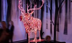 Exploring MK Illumination's Enchanted Forest at Christmasworld (Part Visual Merchandising, Camilla, Lighting Concepts, Enchanted, Exploring, Creative, Designer, Chandelier, Ceiling Lights